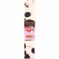 Мягкая нуга «Nougat passion» с вишневым кремом, 100 г