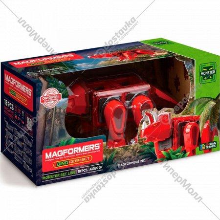 Конструктор «Magformers» Dino Cera Set, 716002