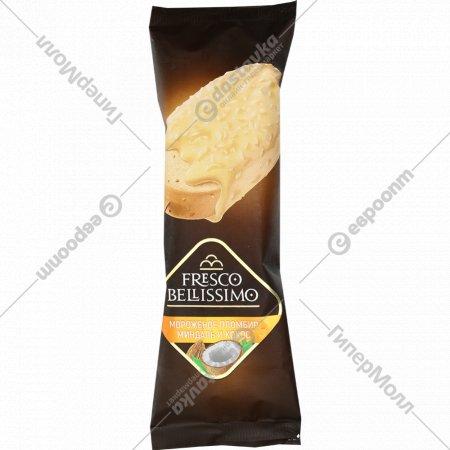 Мороженое «Fresco Bellissimo» миндаль и кокос, 75 г.