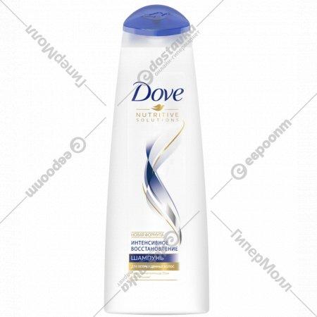 Шампунь «Dove» интенсивное восстановление, 380 мл.