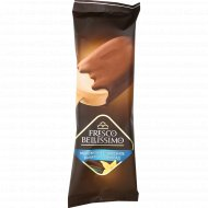 Мороженое «Fresco Bellissimo» сливочное с тертой ванилью, 10%, 80 г.