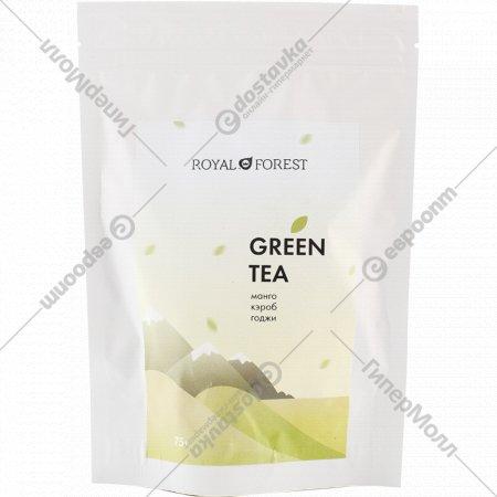 Чай зеленый «Royal Forest» манго, кэроб, годжи, 75 г.