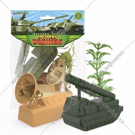Игровой набор «Станция ПВО».