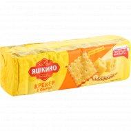Крекер «Яшкино» с сыром, 135 г.