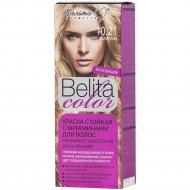 Краска стойкая для волос «Belita сolor» 10.21, шампань.