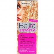 Крем осветляющий «Blond» для жестких и нормальных волос.