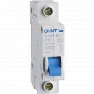 Автоматический выключатель 1P, С16A.