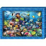 Набор для изготовления картины «Я люблю рыбок»