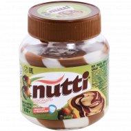 Паста ореховая «Nutti» шоколадно-молочная 330 г