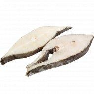 Рыба «Палтус» свежемороженая, 1 кг., фасовка 0.9-1.3 кг