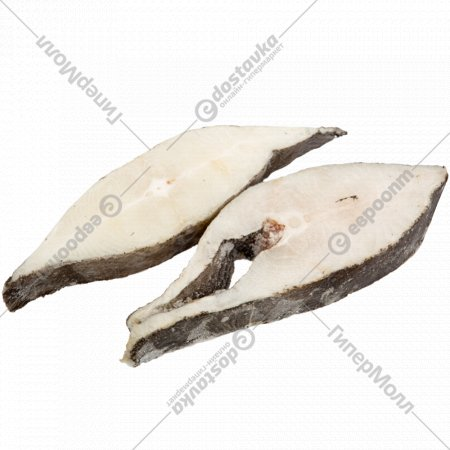 Рыба «Палтус» свежемороженая, 1 кг., фасовка 0.8-1.5 кг