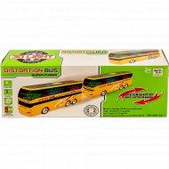 Игрушка «Инерционный автобус» 383-18.