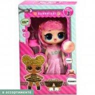 Кукла с аксессуарами «Ausini» LT718