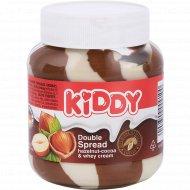 Крем «Kiddy» двойной орехово-какао + молочный, 350 г