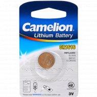 Батарейка «Camelion» CR1616- BP1.