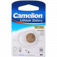 Батарейка «Camelion» CR1620-BP1.