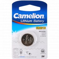 Батарейка «Camelion» CR2016-BP1.