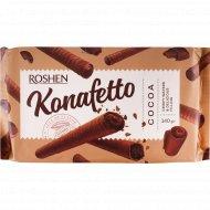Вафельные трубочки «Konafetto» крем-какао, 140 г