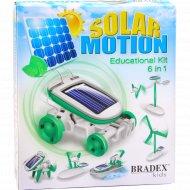 Конструктор на солнечных батареях