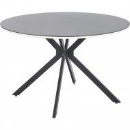 Стол обеденный «Halmar» Avelar, черный/белый