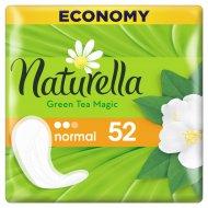 Женские прокладки «Naturella» green tea magic normal, 52 шт.