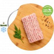Фарш свинина-курица замороженный, 1 кг.