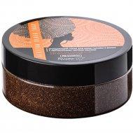 Скраб для кожи головы и волос с африканским черным мылом, 200 г.