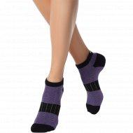 Носки женские «Active» фиолетовые, р.25.