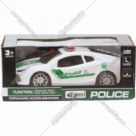 Машинка «Полиция» на радиоуправлении.