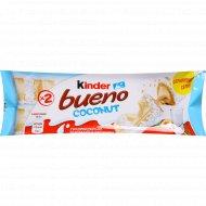 Вафли «Kinder» Bueno Coconut, 2х19.5 г.