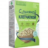 Палочки кукурузные «Лидкон» с клетчаткой льняной, 100 г.