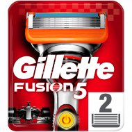 Сменные кассеты «Gillette» Fusion Power, 2 шт.