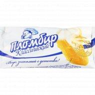 Мороженое пломбир «Золотая традиция» с ароматом ванилина, 80 г.