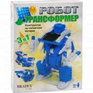 Конструктор «Робот-трансформер» 3 в 1.