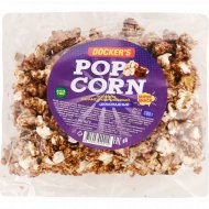 Попкорн «Docker's» карамелизированный шоколадный, 180 г.