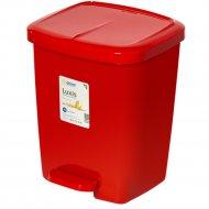 Контейнер для мусора с педалью «Drina» Luxis, 16 л.