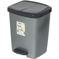 Контейнер для мусора с педалью «Drina» Luxis, 25 л.