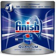 Таблетки для посудомоечных машин «Finish» Quantum Max, 100 шт
