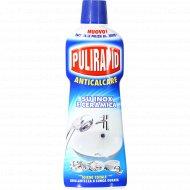 Чистящее средство «Pulirapid» Limescale remover, 750 мл.