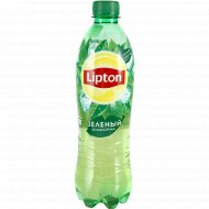 Напиток «Lipton» зеленый холодный чай, 500 мл.
