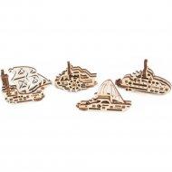 Сборная модель «Ugears» для детей, Корабли, 70035