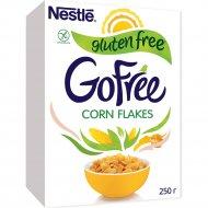 Хлопья кукурузные «Nestle» Gofree, обогащённые витаминами, 250 г.