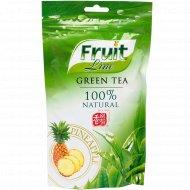 Чай зеленый «Fruit Line» ананас, 80 г.