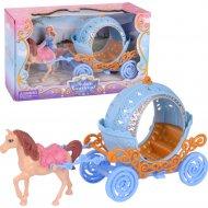 Игрушка «Лошадь с каретой».