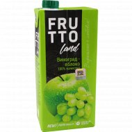 Нектар «Fruttoland» виноград-яблоко, 0.95 л.