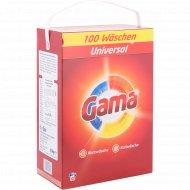 Стиральный порошок «Gama» Universal, 6.5 кг