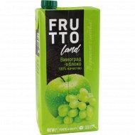 Нектар «Fruttoland» виноград-яблоко, 1.93 л.