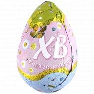Пасхальное яйцо шоколадное «ХВ» 50 г