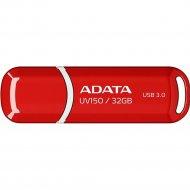 USB флеш «Adata» UV150, 16GB, красный