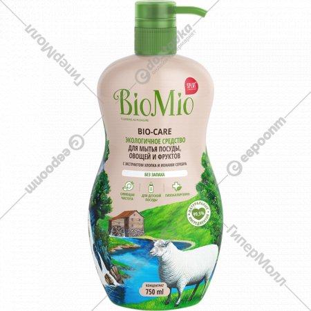 Средство для мытья посуды «BioMio» 750 мл.